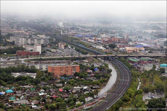 Российская провинция, город Курган (39 картинок). Через несколько дней жиз
