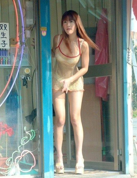 как одеваются в москве проститутки