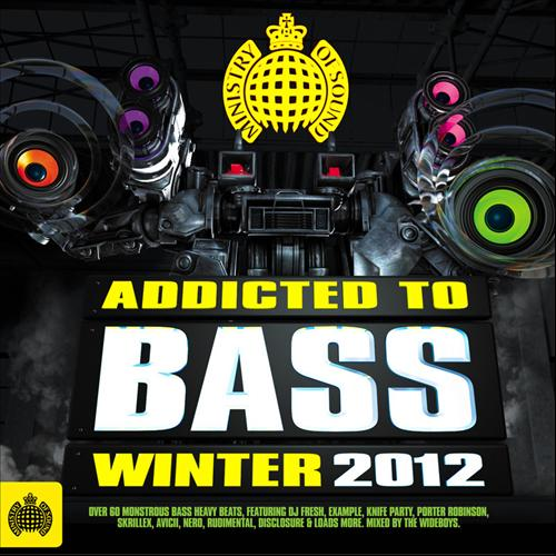 VA - MOS Addicted To Bass Winter 2012