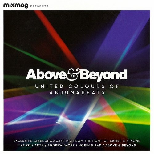 Above & Beyond - United Colours Of Anjunabeats (2012)