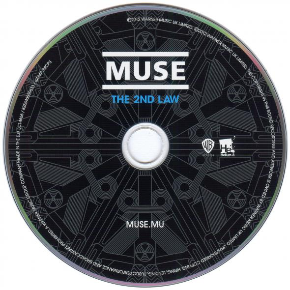 Muse - The 2nd Law (Limited Edition) (2012)