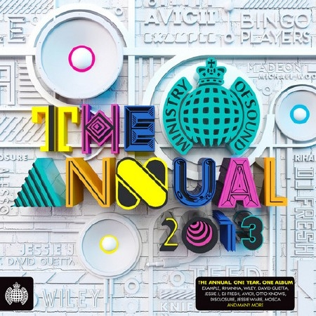 Ministry Of Sound - The Annual 2013 (UK)