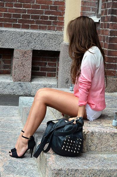 шикарные ноги девушек фото