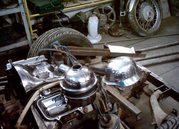Газ 53 ремонт своими руками