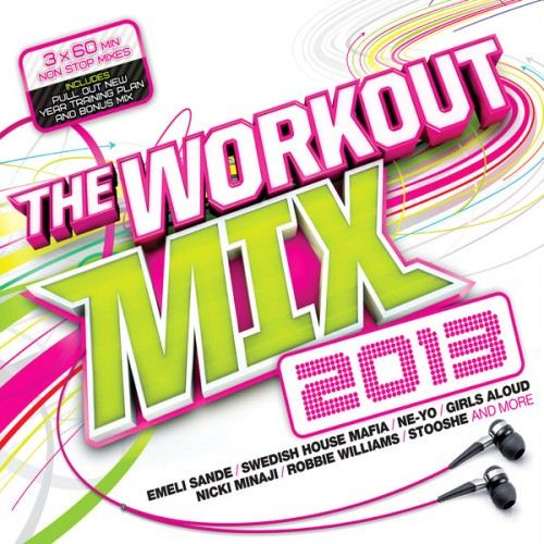 The Workout Mix 2013