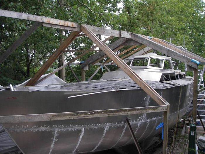 Яхты построенные своими руками
