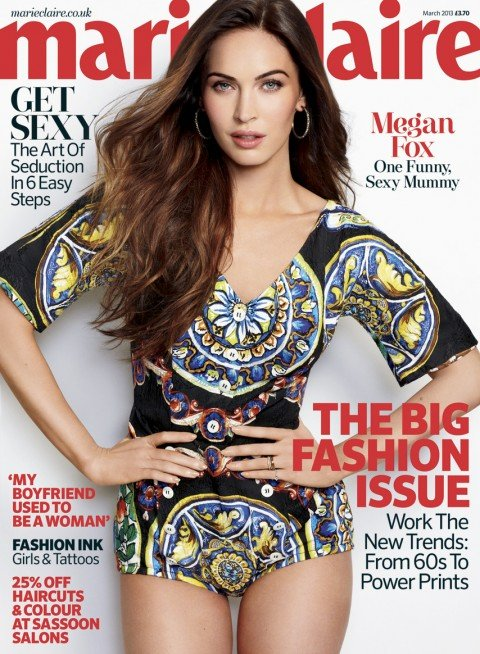 ����� ���� ��� Marie Claire UK