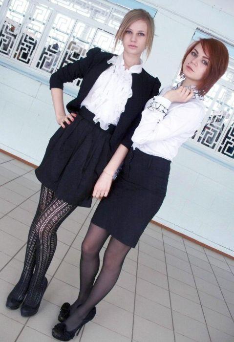 Русские девушки из соц сетей