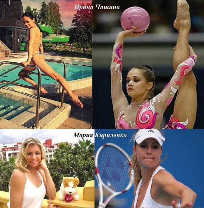 На главную. о Самые известные девушки-спортсменки со всего мира (9