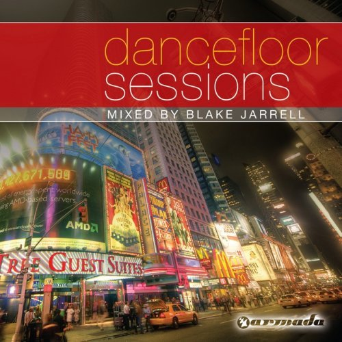 Dancefloor Sessions Vol. 1 CD1 (Mixed By Blake Jarrell)