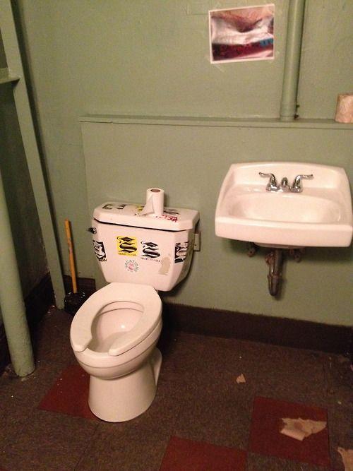 ходить в общественный туалет сон Архитектура: