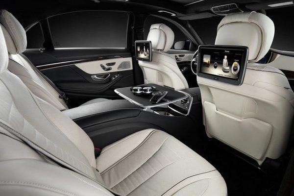 2014 New Mercedes-Benz S-Class W222 » Jo-jo * Твоё место под солнцем