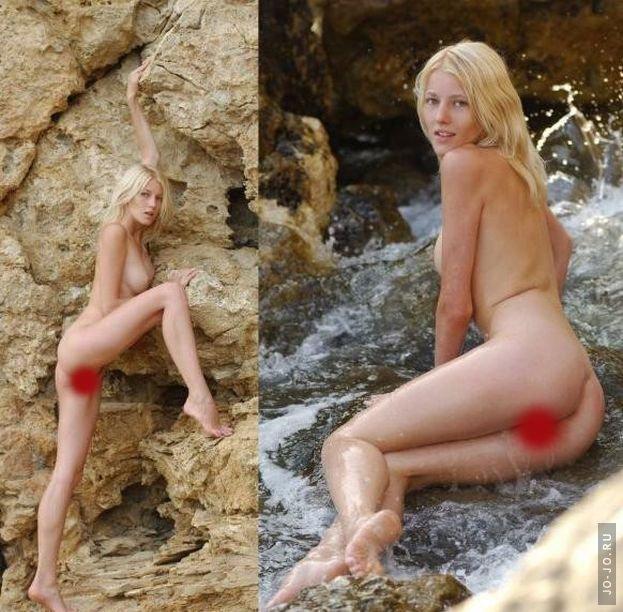 Луганская фотомодель по имени Мария Коршунова, которая не так давно стала и