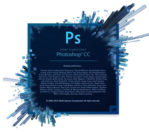 Adobe Photoshop CC 14.0 Final (2013/Rus)