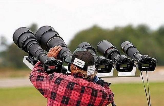 как сделать много подряд фото в камере имеет