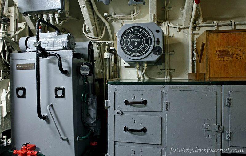 трюмный на подводной лодке