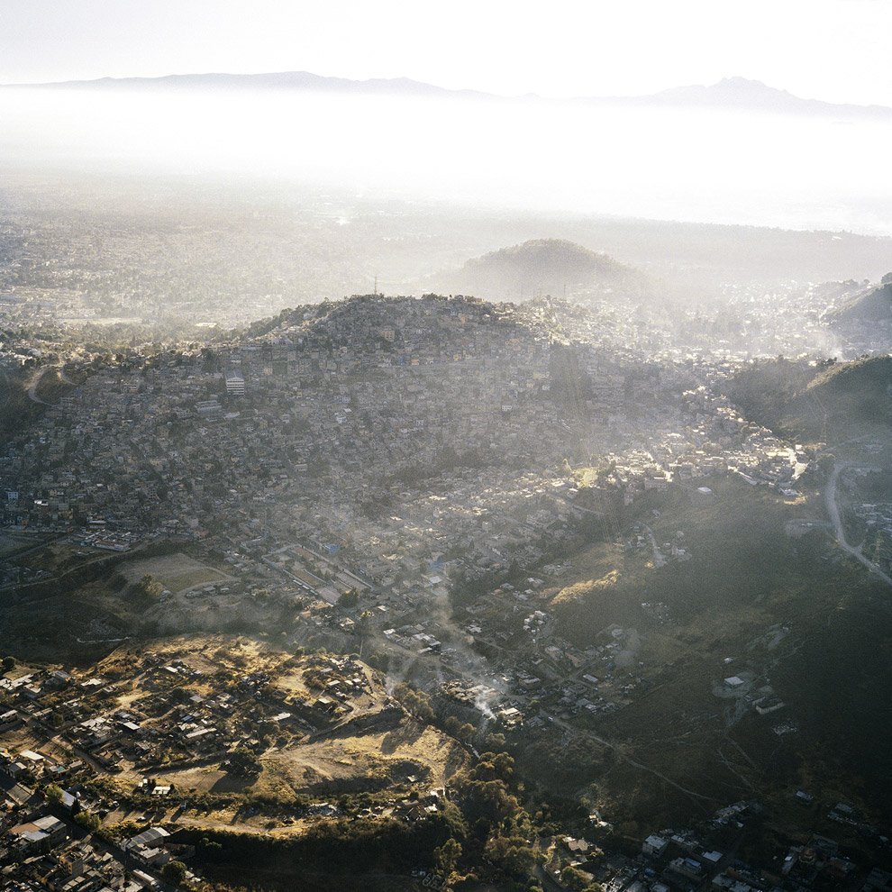 мехико с высоты птичьего полета фото всех чудес мира