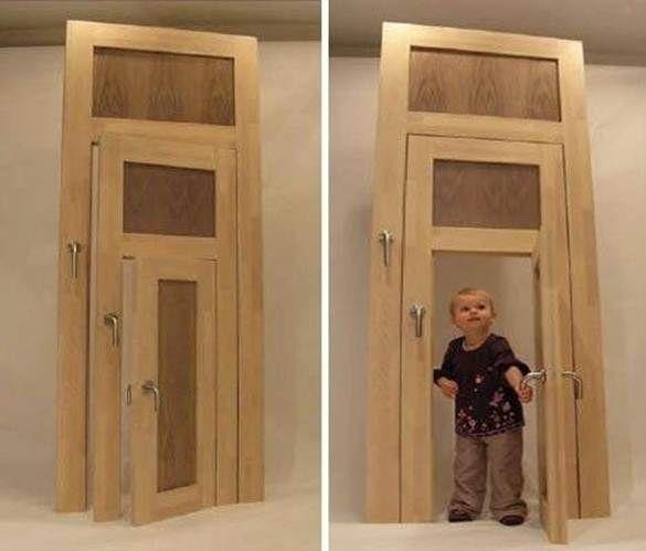 Как установить входную двери своими руками фото
