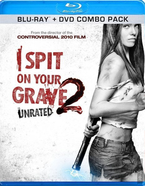 Я плюю на ваши могилы 2 / I Spit On Your Grave 2 [UNRATED] (2013) HDRip