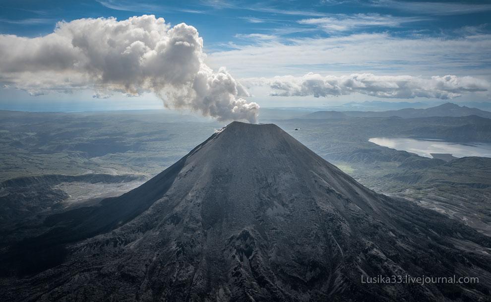 vulkan c
