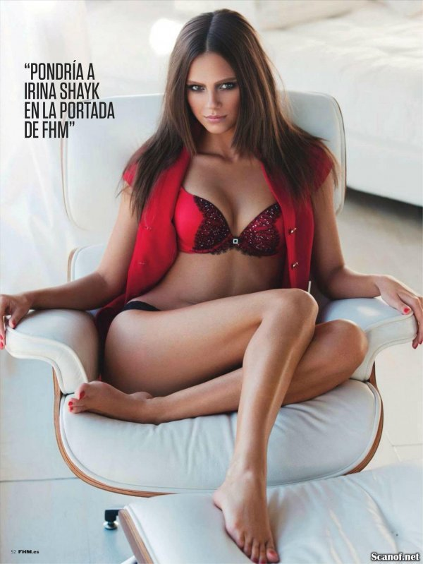 Xenia Deli - FHM December 2012 Spain