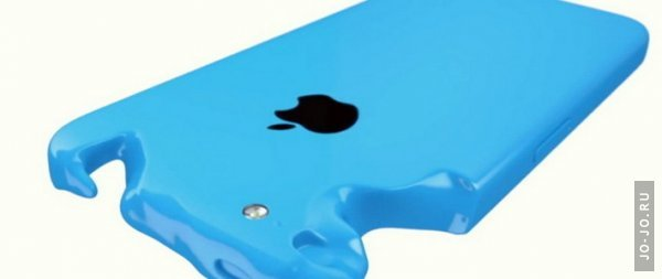 Apple �������� ������������ ������������ iPhone 5c �� �����