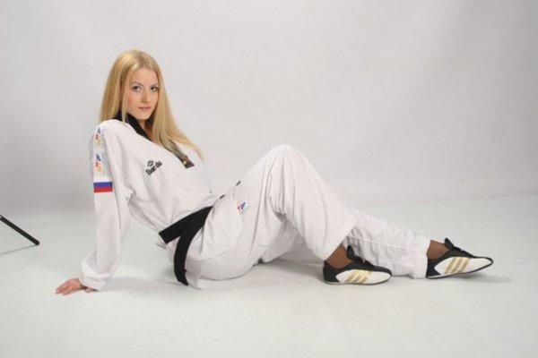 Сексуальные российские спортсменки
