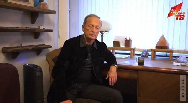 ВИДЕО: последние кадры Михаила Задорнова