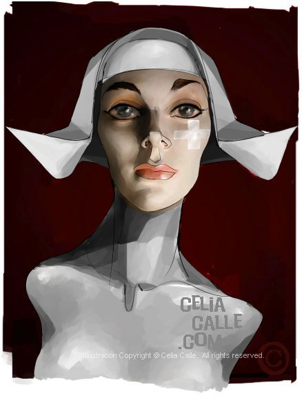 Artworks by CELIA CALLE