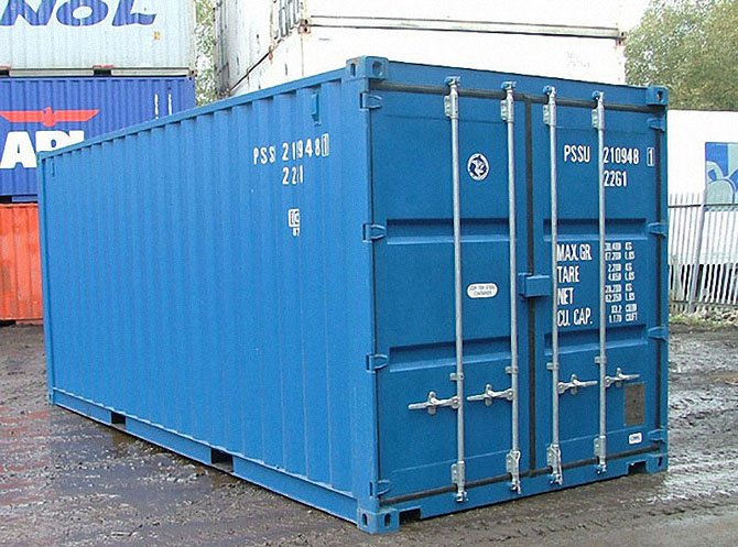 Какие дома строят из контейнеров.