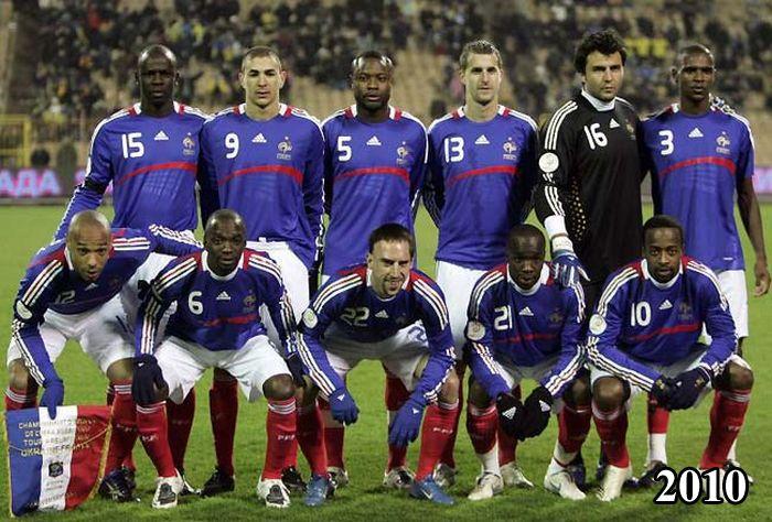описание сборная франции по футболу демотиватор такого произошло, это