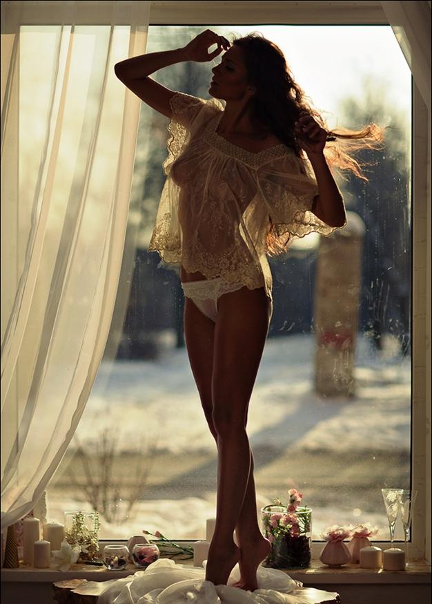 Фото сексуальных медсистер в прозрачном белье и белых трусиках 23 фотография
