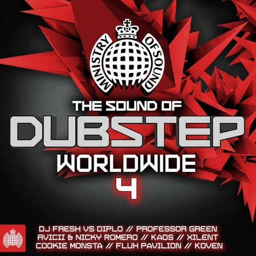 Ministry of Sound: The Sound of Dubstep Worldwide 4 (2013)