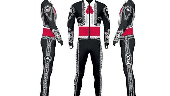 Спортивный костюм сочи 2014
