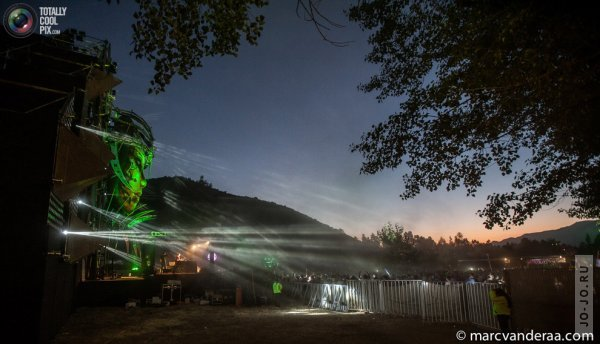 ��������� ����������� ������ Mysteryland Chile 2013