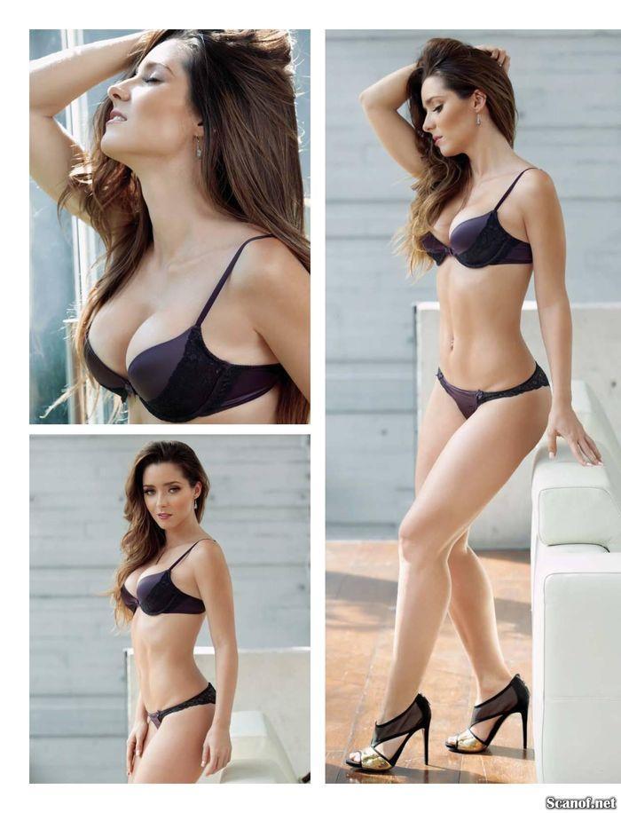 ... печати > Ariadne Diaz - H para Hombres January 2014 Mexico