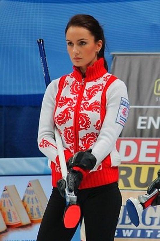 Анна Сидорова признана секс-символом Олимпиады в Сочи 2014 ...