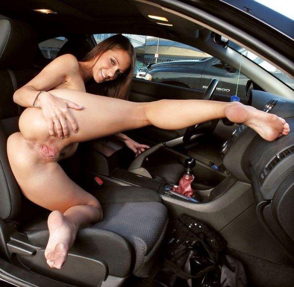 Девушки авто секс фото
