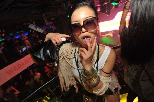 девушки фото в ночных клубах
