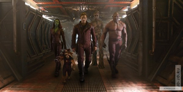 ������ ��������� / Guardians of the Galaxy (2014)