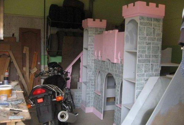 Как сделать домик для дочки
