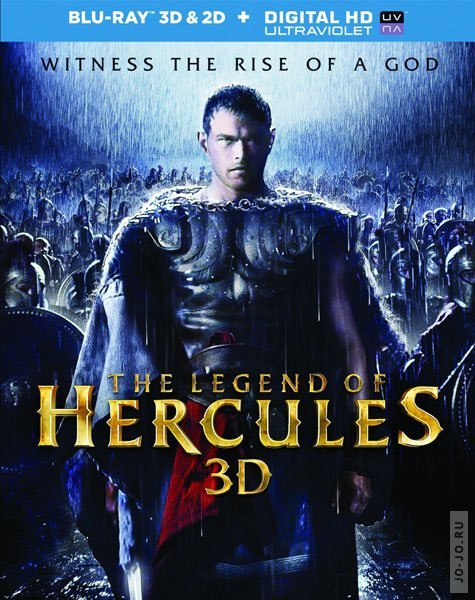Геракл: Начало легенды / The Legend of Hercules (2014) HDRip