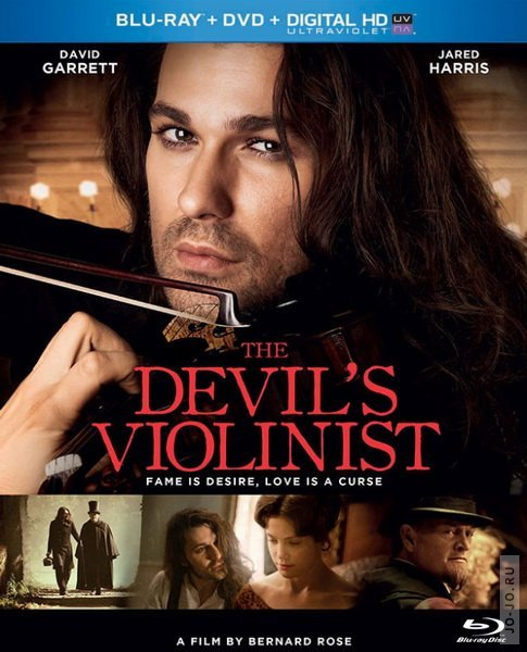 Паганини: Скрипач Дьявола / The Devil's Violinist (2013) HDRip