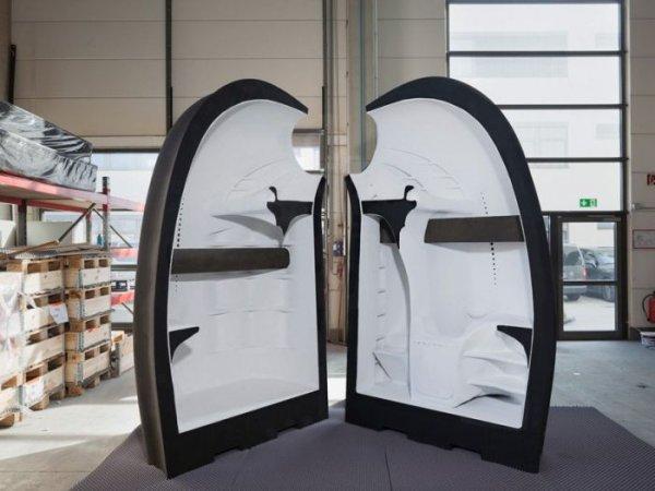 Компактный персональный дом, напечатанный на 3D-принтере