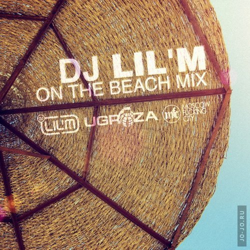 dj Lil'M - On The Beach Mix (2CD)