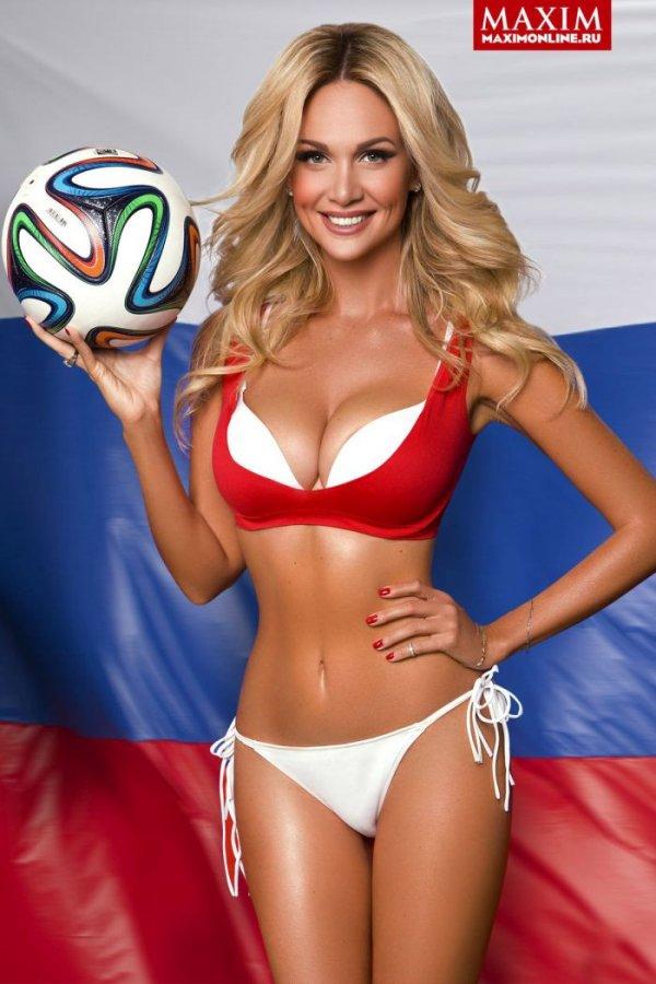 Самые сексуальные русские футболисты Вами