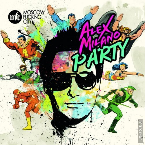 dj Alex Milano - Party