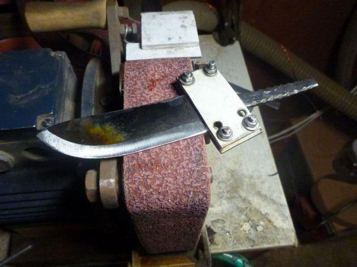 Все для изготовления ножей своими руками 155
