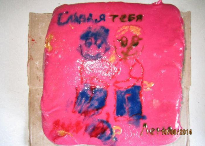 Украсить торт на годовщину свадьбы своими руками