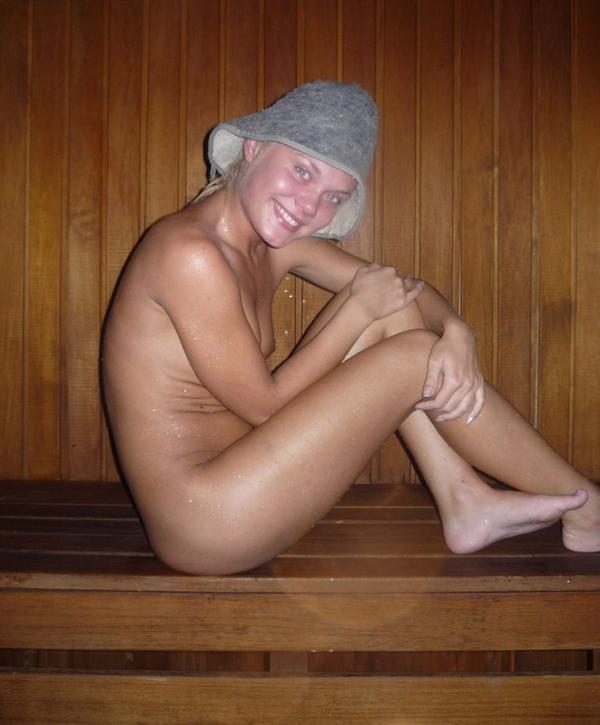 Молодежь в бане фото — pic 7